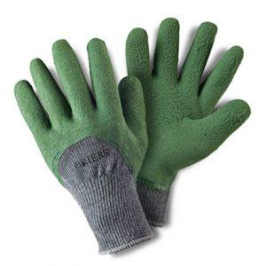 Winterhandschoen groen