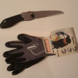 Silky Pocketboy + handschoenen