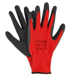 Talen Tools Werkhandschoenen rood