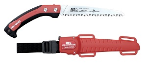ARS Snoeizaag PRO + holster   18 cm rood/zwart