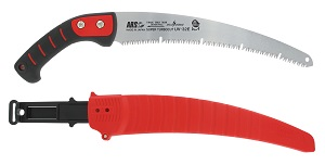 ARS Snoeizaag + holster   53 cm rood/zwart