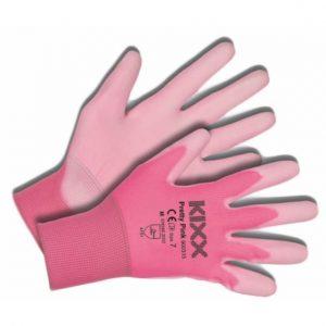 Kixx Tuinhandschoen Pretty Pink